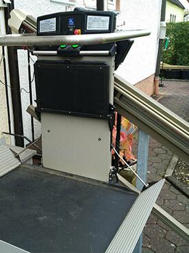 Treppenlift Plattformlift Garaventa