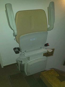 Gebrauchte SANIMED Mobilitätshilfe, 1 Etage