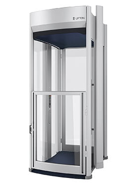 Homelift LiftonTRIO Lifttechnik Innen