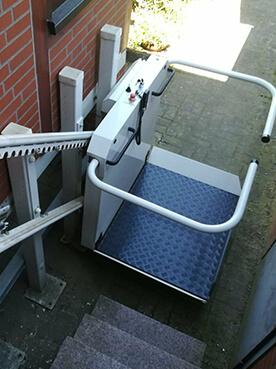 Plattformlift CAMA Handi-Lift EA6, Gerade